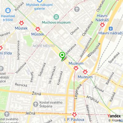 Poradenská společnost Process Song na mapě