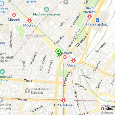 Obchod s obuví Carlo Pazolini na mapě