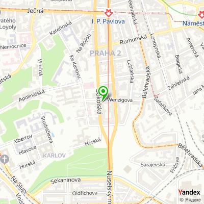 Rádio Bonton, FM 99.7 na mapě