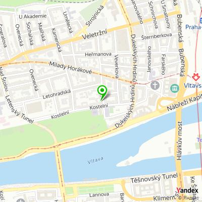 Pořadatelská agentura Solid Rock na mapě