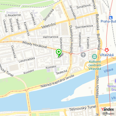 Graphite studio na mapě
