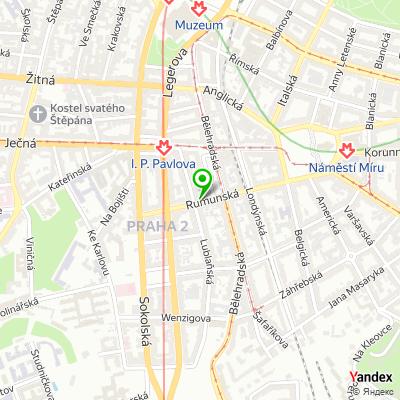 Restaurace Jiný Stav na mapě