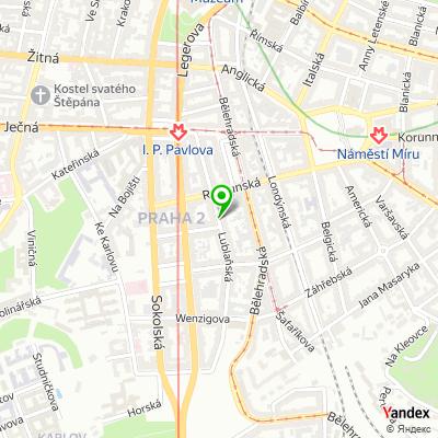 Obchod U Pitbulla na mapě