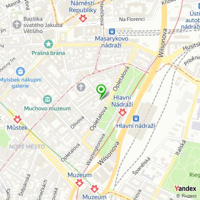 Obchod Čajový klub Cha Dao Orijin Tea na mapě