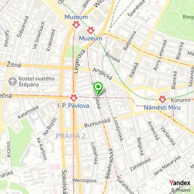 Bankomat, Euronet Services, s.r.o. na mapě
