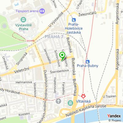 Obchodní společnost Střešní nosiče BöHM na mapě