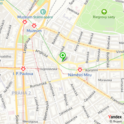Pizzerie Concordia na mapě