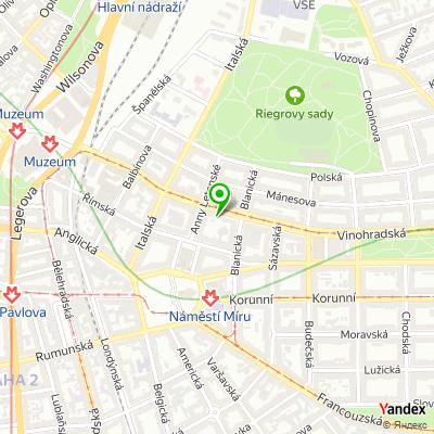 Obchod s oděvy Coolboutique na mapě