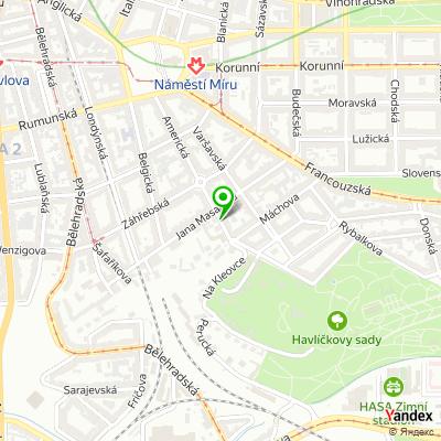 Restaurace Las Adelitas na mapě