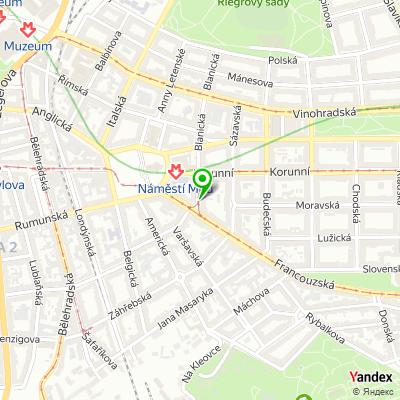 Obchod Rooya na mapě