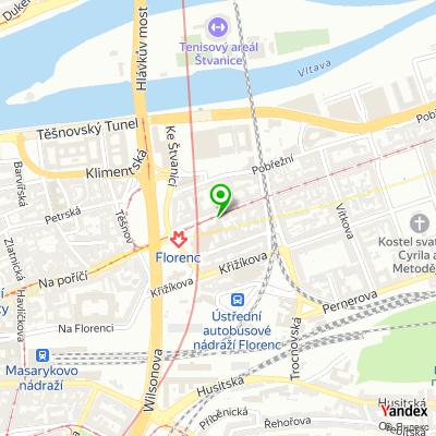 Společnost Pi w Ro, s.r.o. na mapě