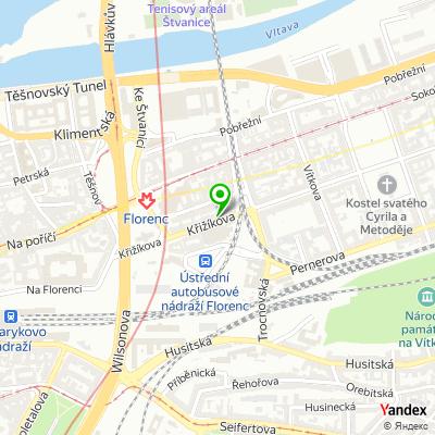 Restaurace Pivovarský klub na mapě