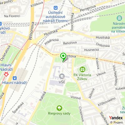 Obchodní společnost Resco Print na mapě