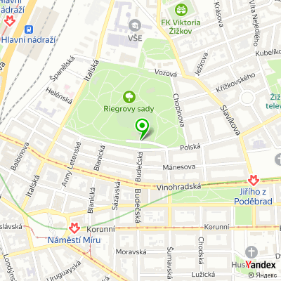 Restaurace Sokool na mapě