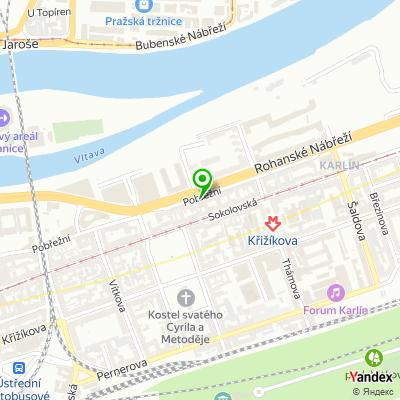 Společnost Media Tenor na mapě