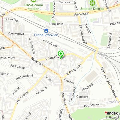Obchodně servisní společnost Autosklo plus na mapě