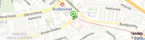 Úřad městské části, Praha 4