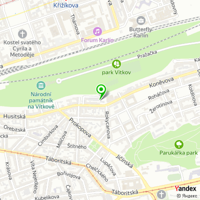 Spa centrum Relax centrum na mapě