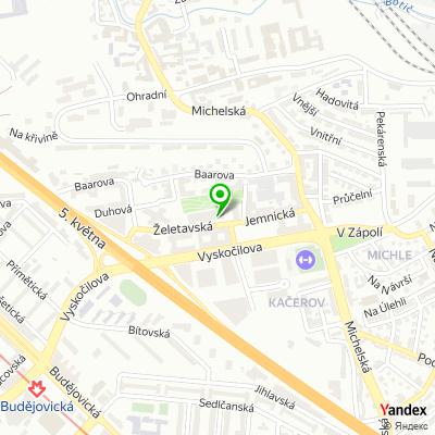 Společnost TeamPrevent-Santé, s.r.o. na mapě