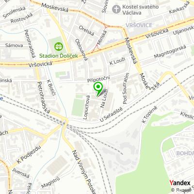 Obchod Prator na mapě
