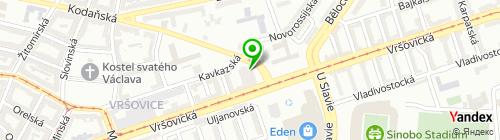 Garáže Kodaňská