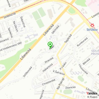 Autoservis Auto Kaňák na mapě