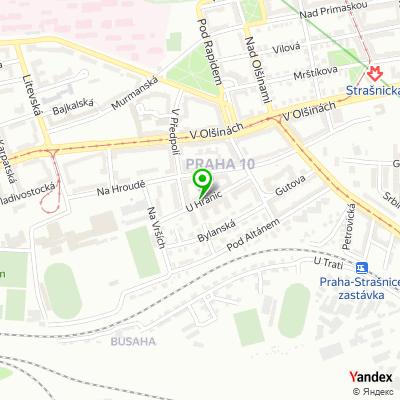 Advokátní kancelář Mgr. Marek Zvěřina na mapě