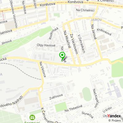 Přepravní společnost Societa na mapě