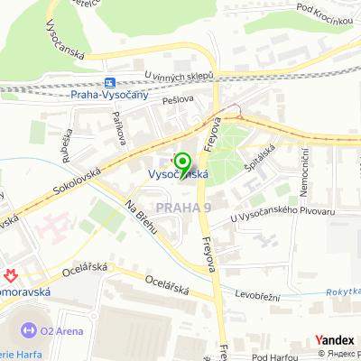 Síť obchodů TAKKO FASHION na mapě