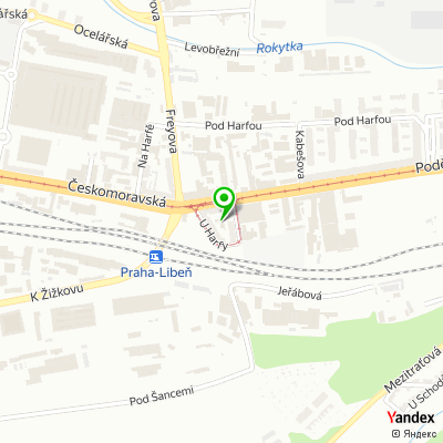 Autoservis Auto Skaver na mapě