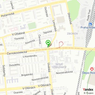 Restaurace U Michálků na mapě