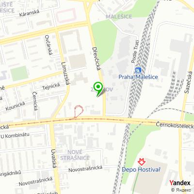 Autobazar VIP car na mapě