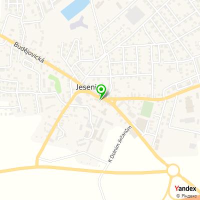 Veterinární klinika MyVet na mapě