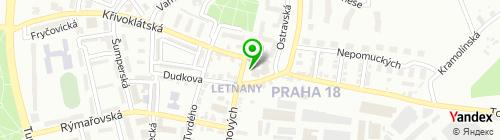 Úřad městské části, Praha 18