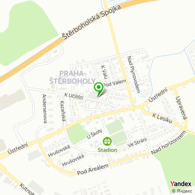 Společnost Vesta Auto Corson na mapě