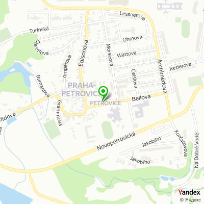 Pizzerie Treviso na mapě