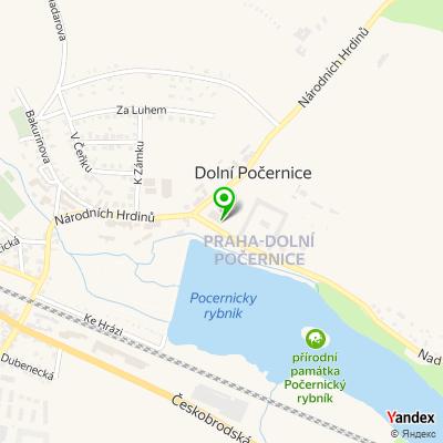 Fotbalový klub Sokol Dolní Počernice z.s. na mapě