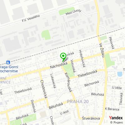 Obchodně montážní společnost SUNDRAPE, s.r.o. na mapě