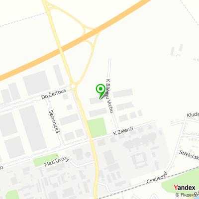 Velkoobchodní společnost LEVEL SPORT KONCEPT na mapě
