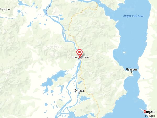 село Ухта на карте