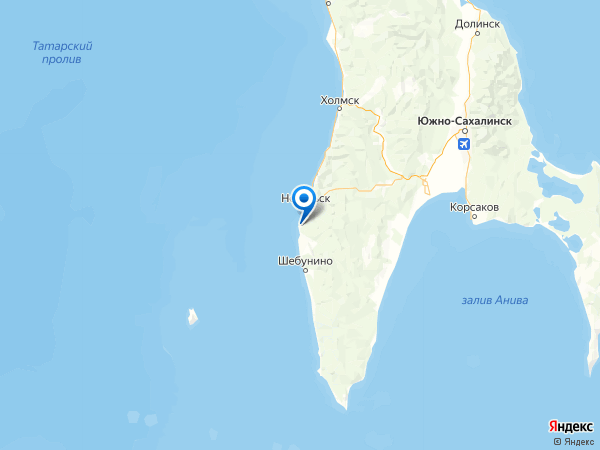 село Лопатино на карте
