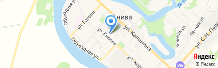 Банкомат Сбербанк России на карте Анивы