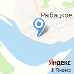 Производственная компания на карте Южно-Сахалинска