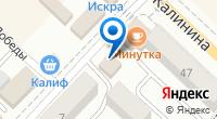 Компания Смайлик на карте