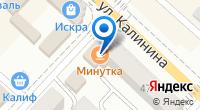 Компания Минутка на карте