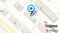 Компания Автозапчасти на карте