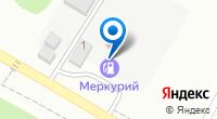 Компания АЗС Меркурий на карте