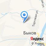 Гранд на карте Южно-Сахалинска