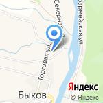 Скорая медицинская помощь на карте Южно-Сахалинска