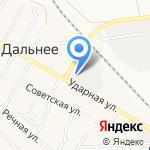 Производственное предприятие на карте Южно-Сахалинска